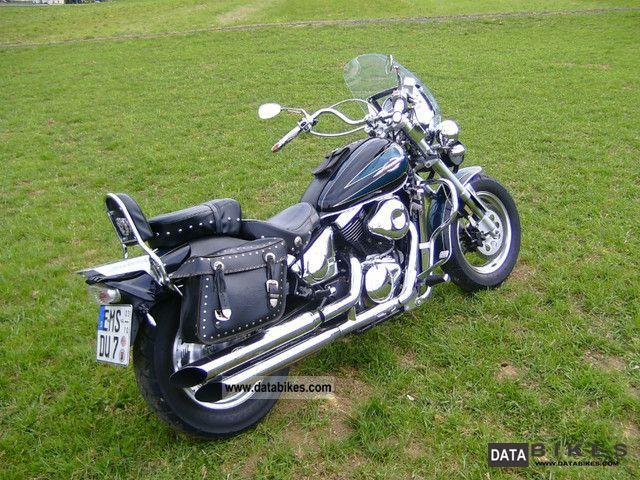 1999 Suzuki  VN 800 Marauder Motorcycle Chopper/Cruiser photo