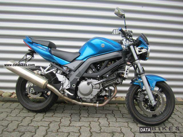 2007 Suzuki  SV 650 N Motorcycle Naked Bike photo