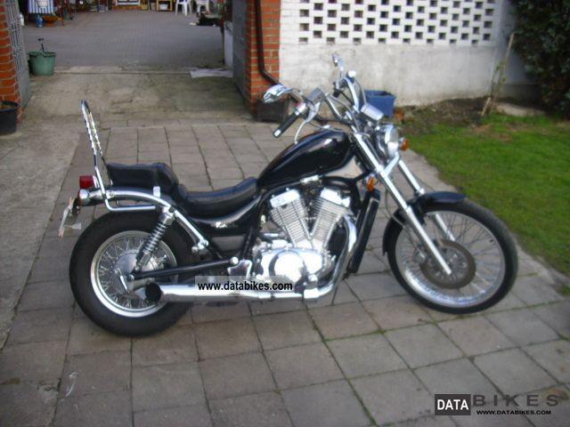 1995 Suzuki  VS600GL Motorcycle Chopper/Cruiser photo