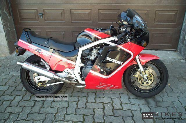 1986 Suzuki  GSX 750 R Motorcycle Motorcycle photo