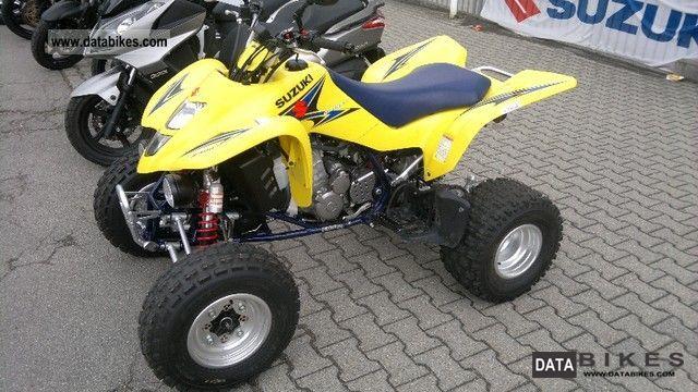 2010 Suzuki LTZ 400