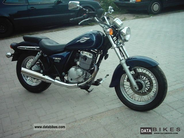 2004 Suzuki  Marauder 125 Motorcycle Chopper/Cruiser photo