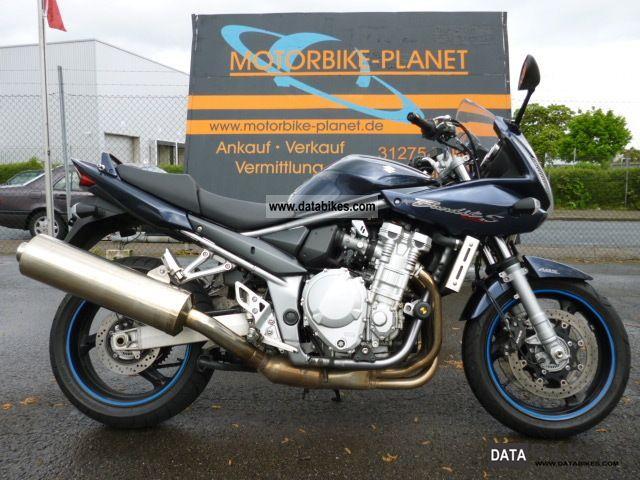 2007 Suzuki  JRC 1250SA Bandit Motorcycle Motorcycle photo