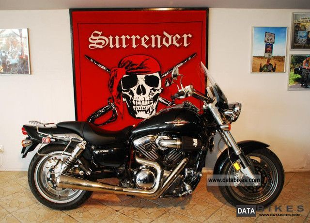 2004 Suzuki  1600 MARAUDER VZ Motorcycle Chopper/Cruiser photo