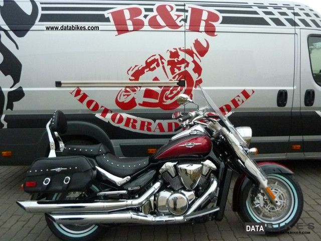 2012 Suzuki  VLR 1800 Intruder VOLLAUSSTATTUNG C 1800 Motorcycle Chopper/Cruiser photo