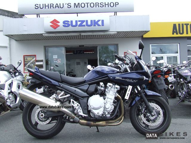 2009 Suzuki  GSF1250SA Motorcycle Sport Touring Motorcycles photo