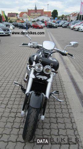 2007 Suzuki  VZR1800 Motorcycle Chopper/Cruiser photo