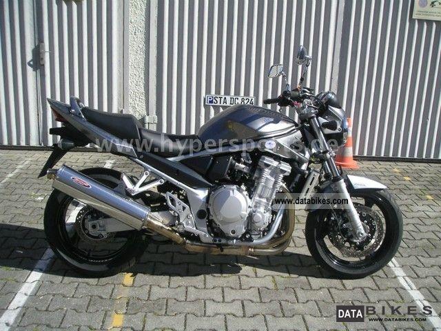 2010 Suzuki  GSF1250A ABS Bandit DEUTL. REDUCED Motorcycle Tourer photo