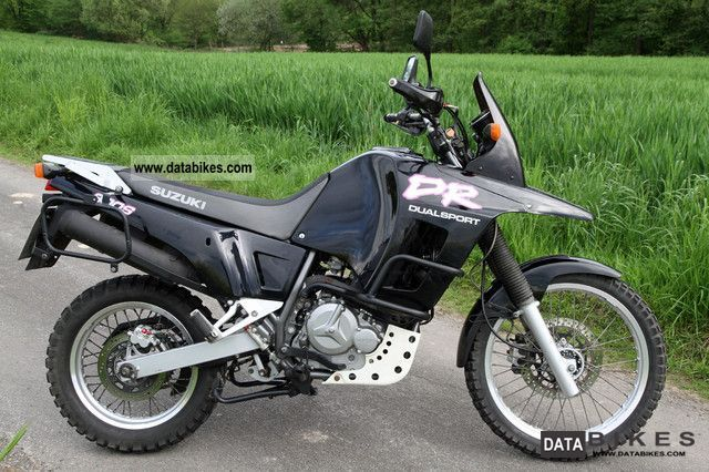 Suzuki  DR800S / DR Big 1995 Enduro/Touring Enduro photo