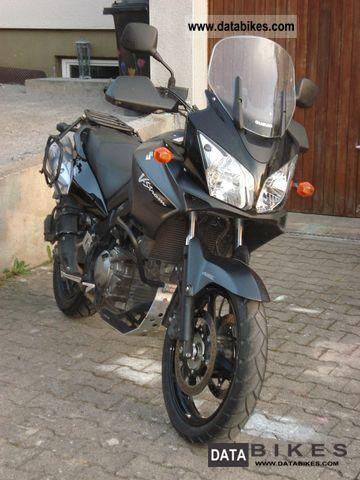 2006 Suzuki  DL 650 Motorcycle Enduro/Touring Enduro photo