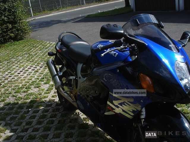 2002 Suzuki  GSX1300R Motorcycle Motorcycle photo
