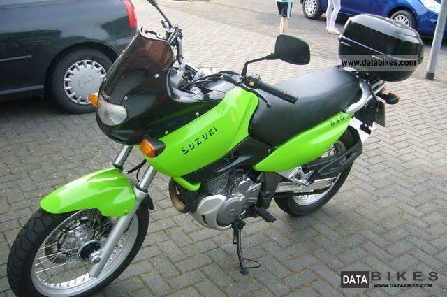 1999 Suzuki  Enduro Motorcycle Enduro/Touring Enduro photo
