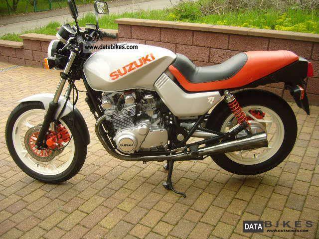1982 Suzuki  GS650 Katana Motorcycle Motorcycle photo