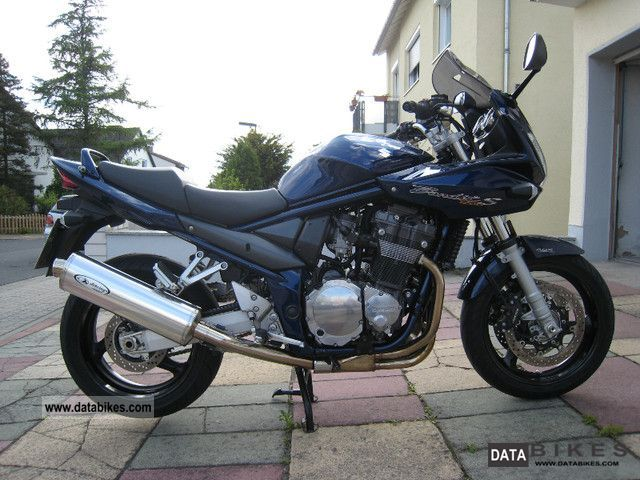 2007 Suzuki  GSF1200 SA ABS Cat Sebring Twister Motorcycle Sport Touring Motorcycles photo