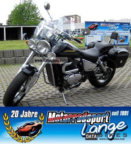 2002 Suzuki  VZ 800 Marauder * 1.Hand * only * 9551 km Motorcycle Chopper/Cruiser photo