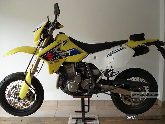 2007 Suzuki  DR-Z 400 supermotard '07 Motorcycle Super Moto photo