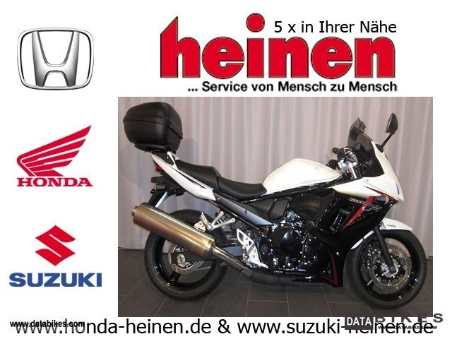 2011 Suzuki  GSX650 F ABS Motorcycle Motorcycle photo
