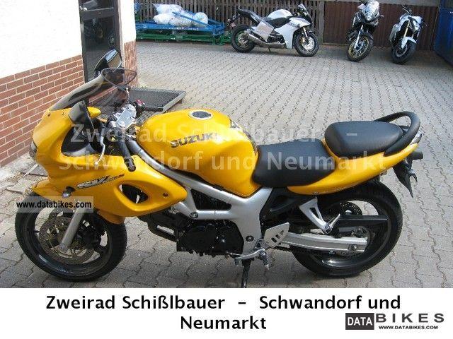 2000 Suzuki  SV 650 Motorcycle Motorcycle photo