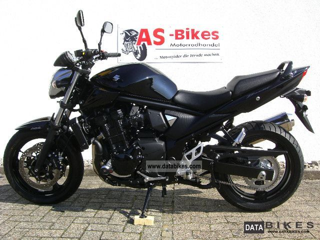 Suzuki  GSF 650 N ABS first Hand only 3944 KM new model 2009 Naked Bike photo