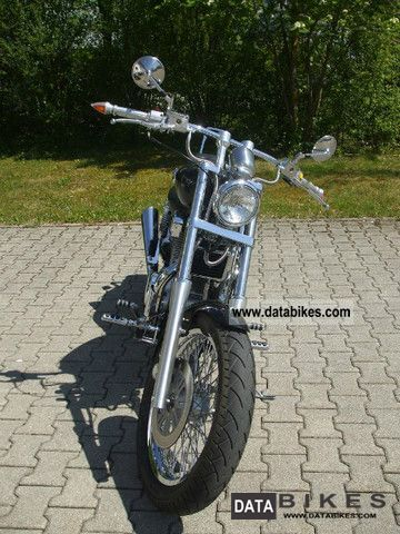1998 Suzuki  VS 1400 Motorcycle Chopper/Cruiser photo