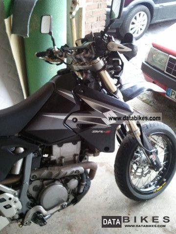 2006 Suzuki  DRZ 400 SM Motorcycle Super Moto photo