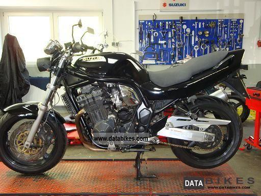 1996 Suzuki  GSF 1200 Motorcycle Sport Touring Motorcycles photo