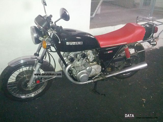 Suzuki  GS 550 D 1977 Vintage, Classic and Old Bikes photo