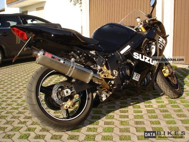 2004 Suzuki  GSXR1000 Motorcycle Sports/Super Sports Bike photo