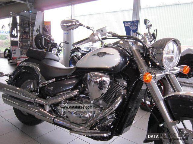 2011 Suzuki  Intruder M800 Motorcycle Chopper/Cruiser photo