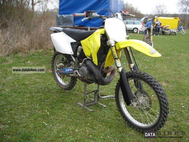 2007 Suzuki  RM250 Motorcycle Rally/Cross photo
