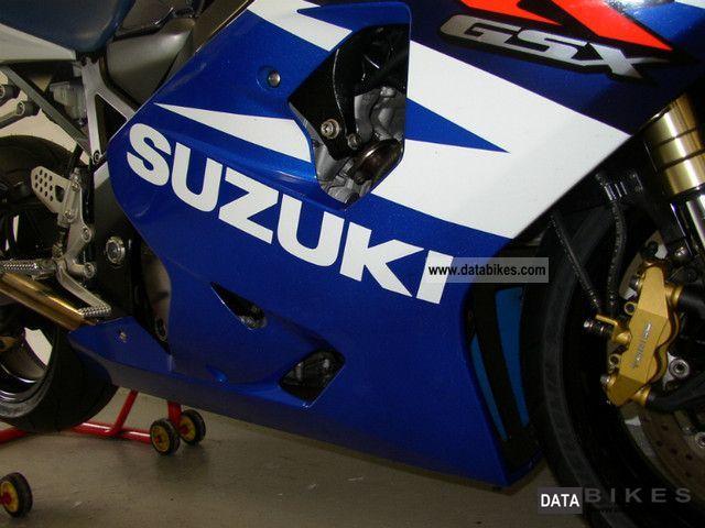 2004 Suzuki Gsx R 600 New U003c U003c U003e U003e