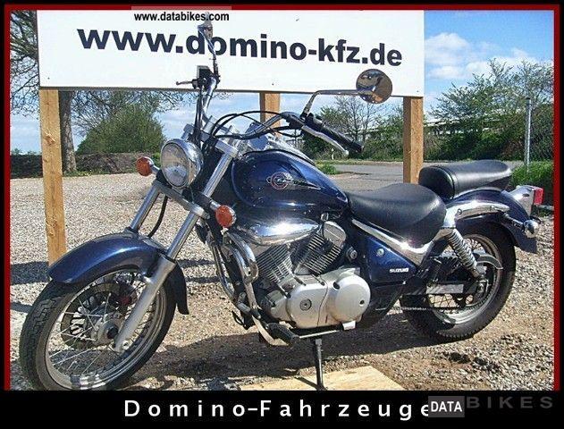 2005 Suzuki  Intruder 125th. Motorcycle Chopper/Cruiser photo