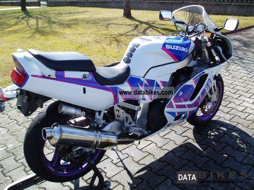 1992 Suzuki GSXR 750
