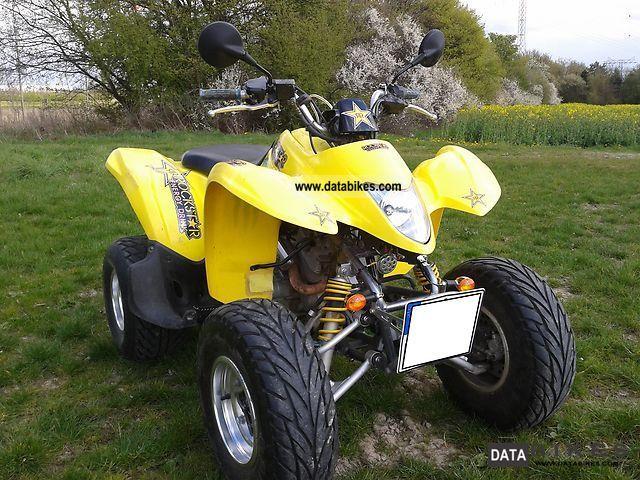 2005 Suzuki  LTZ 250 Motorcycle Quad photo