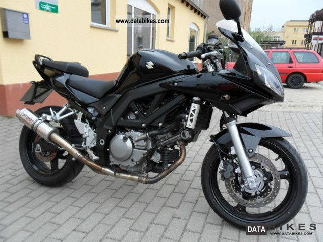 2007 suzuki sa sv 650 with 25 kw. Black Bedroom Furniture Sets. Home Design Ideas