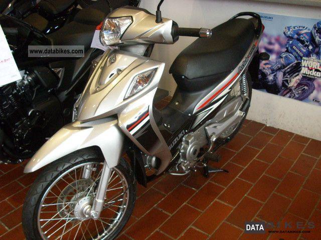 2011 Suzuki  FL 125 Address Motorcycle Scooter photo