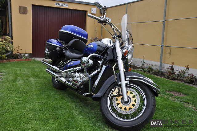 2002 Suzuki  Intruder 800 Volusia \ Motorcycle Chopper/Cruiser photo