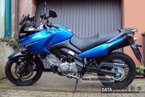 2007 Suzuki  V Strom 650 Motorcycle Tourer photo