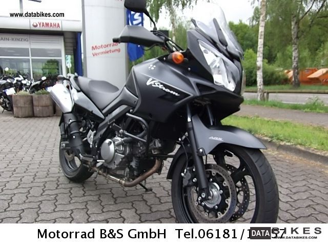 2007 Suzuki  A V-Strom DL 650 ABS Motorcycle Enduro/Touring Enduro photo
