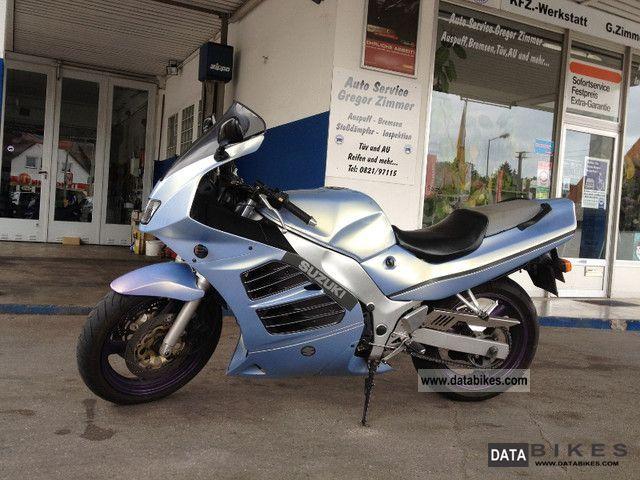 1993 Suzuki  RF 600 R Motorcycle Racing photo