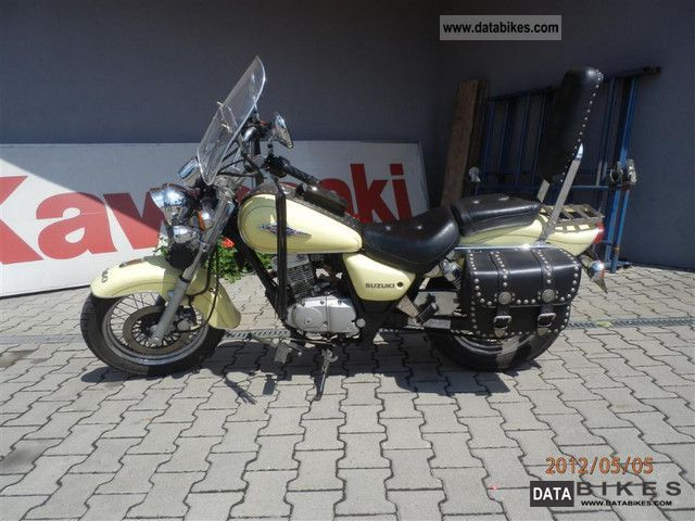 2000 Suzuki  GZ 125 Marauder Motorcycle Chopper/Cruiser photo