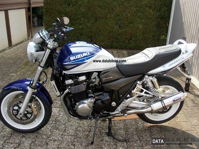 2003 Suzuki  GSX 1400 Motorcycle Motorcycle photo