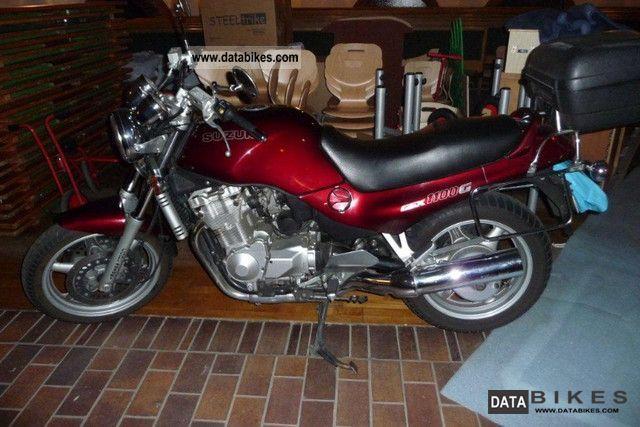 1994 Suzuki  GS 1100 G Motorcycle Motorcycle photo