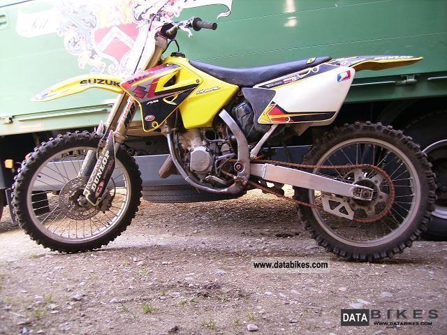 2007 Suzuki  RM125 Motorcycle Rally/Cross photo