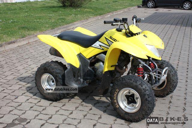 2009 Suzuki  LTZ 250 Quad Sport Motorcycle Quad photo