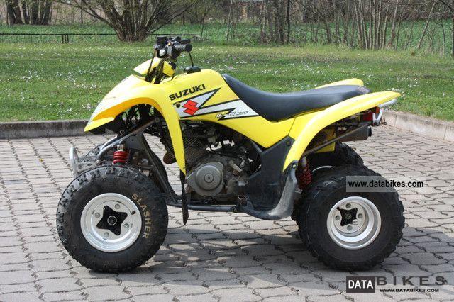 2009 Suzuki Ltz 250 Quad Sport