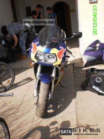 1996 Suzuki  GSX-R 1100W Motorcycle Motorcycle photo