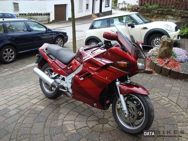 1993 Suzuki  GSX 1100 F Motorcycle Sport Touring Motorcycles photo