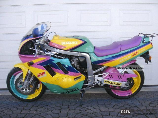 Suzuki  GSX-R 750 1991 Sports/Super Sports Bike photo