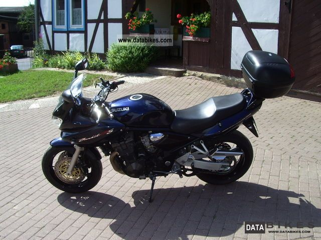 2003 Suzuki  gsf 1200 bandit s Motorcycle Sport Touring Motorcycles photo